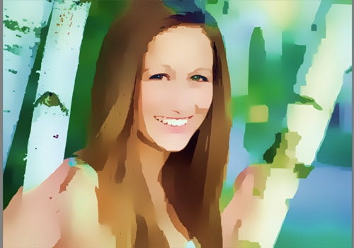 example of vector illustration effect for After Effects