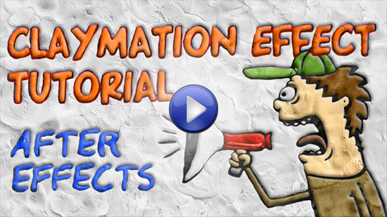 Claymation Effect Video Tutorial