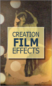 Creation Film Effects for After Effects
