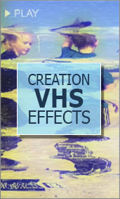 Creation VHS Effects for After Effects